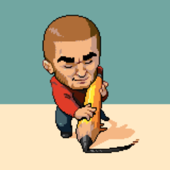 Roy Nathan De Groot On Twitter This Is What Pixel Art