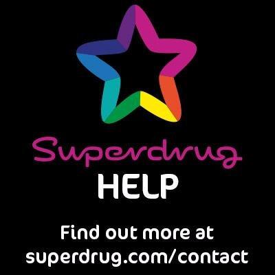 Superdrug Help
