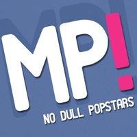 Maximum Pop! twitter profile