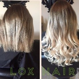 Lox hair extensions on twitter 18 la weave using lox hair extensions pmusecretfo Images