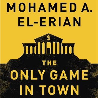Mohamed El-Erian on Muck Rack