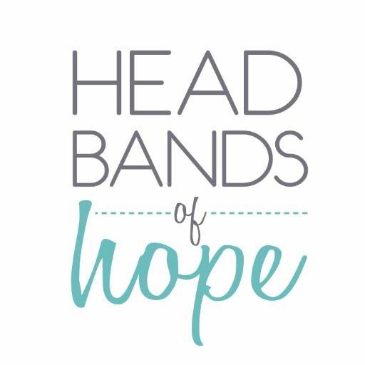 Image result for headbands of hope logo