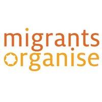Migrants Organise (@migrantsorg) Twitter profile photo