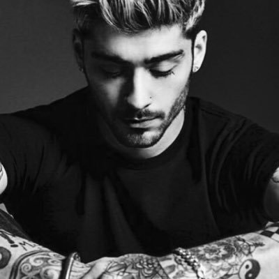 "Zayn Malik on Twitter: ""I'm half a heart without you ..."