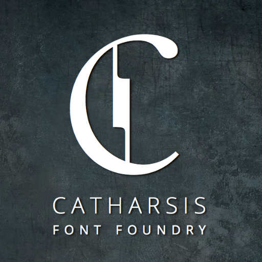 Catharsis Fonts On Twitter Made Some Stylistic Alternates For The