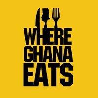 #WhereGhanaEats