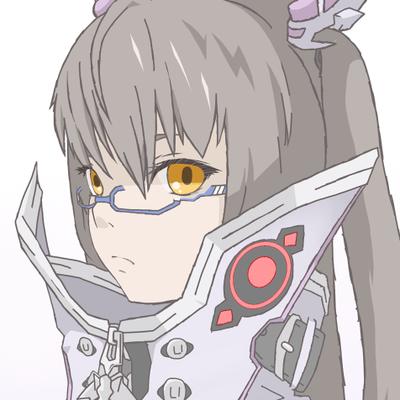エウレカ 髪型