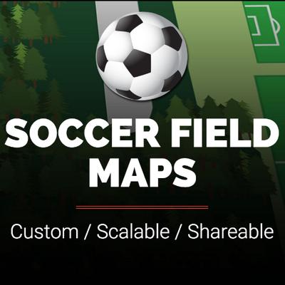 Soccer Field Maps Soccerfieldmaps Twitter - Maps soccer