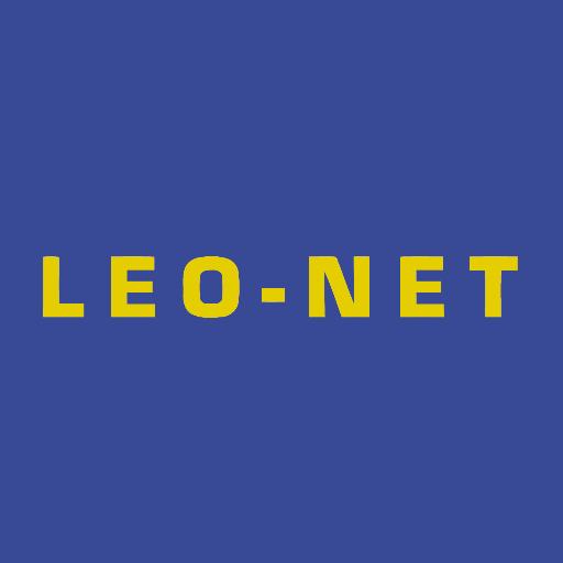 Resultat d'imatges de leo-net logo