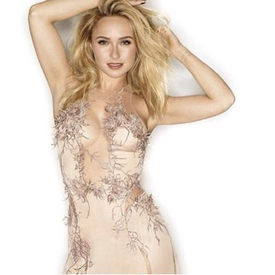 Does hayden panettiere body for the