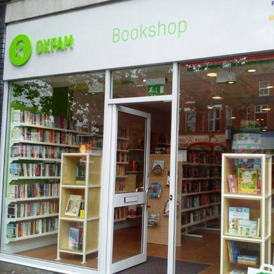 Image result for oxfam bookshops