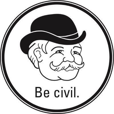 be civil thecivillife twitter