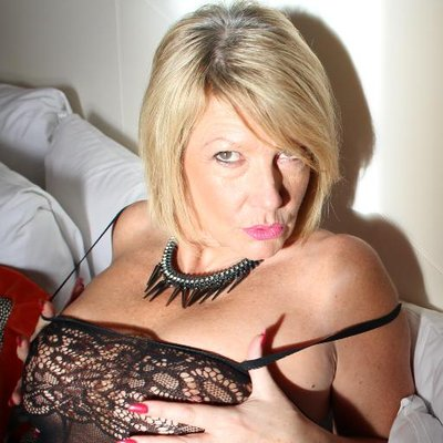 real escort in action real milf