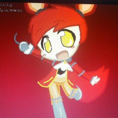 fnaf cute foxy catsaunders47 twitter