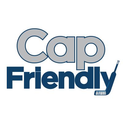 CapFriendly on Twitter