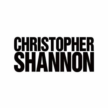 Christopher Shannon Social Profile
