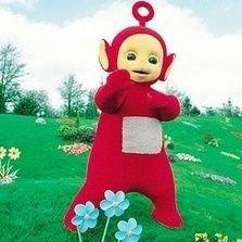 テレタビーズの赤い人