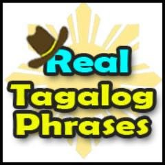 Real Tagalog Phrases Realtagalog Twitter