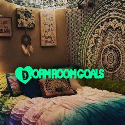 Dorm Room Goals Twitter