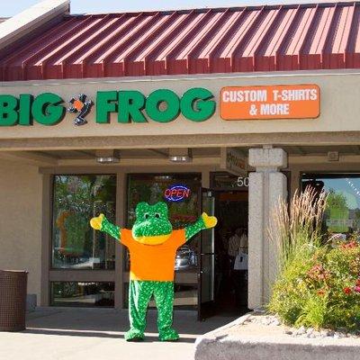 53c3df7b Big Frog Reno on Twitter: