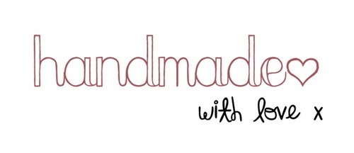 Handmadewith Love HandmadeandCo