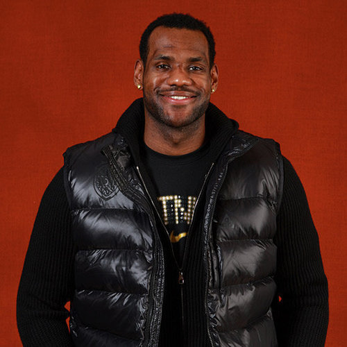The small forward of Cleveland Cavaliers LeBron Raymore James was born on December 30, 1984, in Akron, Ohio
