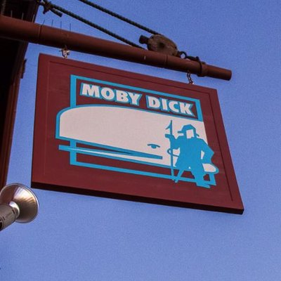 Moby dick resteraunt