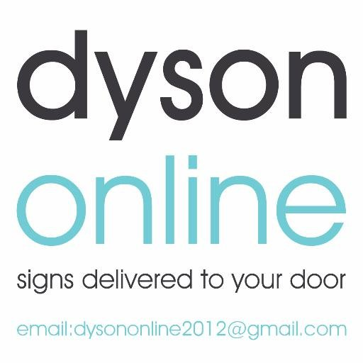 Dyson Online - Signs