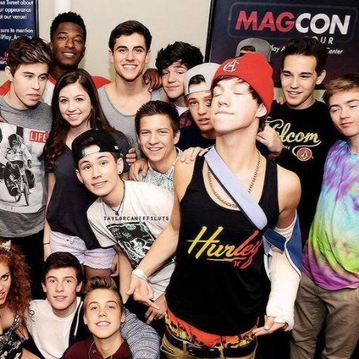 OLD MAGCON MagconSP  Twitter