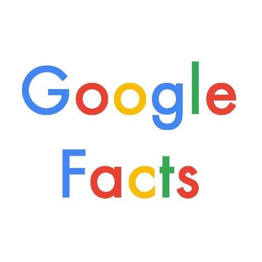 Google Facts (@GooogleFactss) | Twitter