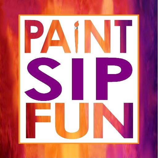 Paint sip fun paintsipfun twitter for Sip and paint