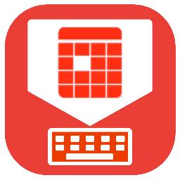 Apptboard Ios10に最適化しました キーボード切り替えアイコンを長押しすると切替メニューが表示されるようになりました アプリ本体にレビューへのリンクを追加しました しかしappleの要求に従って予定の編集 作成機能は削除されました ごめんなさい