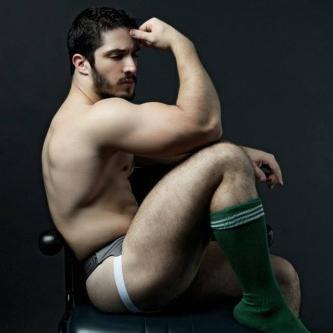 Hot gay jock