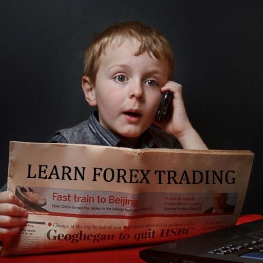 I want learn forex trading