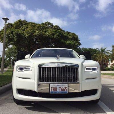 Luxury Car Rental Wedding Chicago