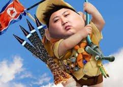Up Movie Kid North Korea President