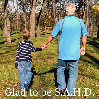 Glad to be S.A.H.D.