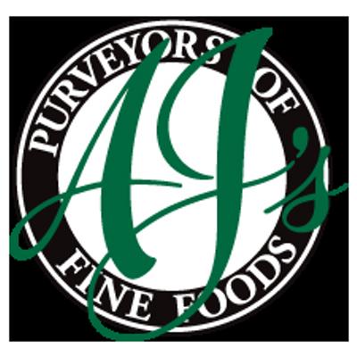 Ajs Fine Foods logo
