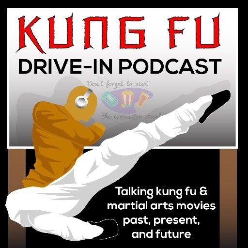 KungFuDriveInPodcast