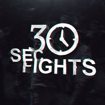 Thirty Sec Fights (@ThirtySecFights) | Twitter