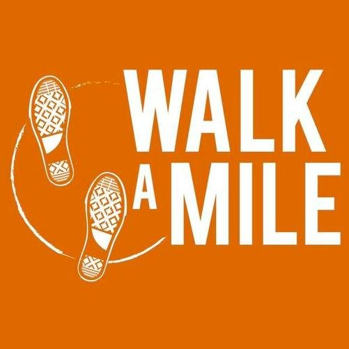 Image result for walk a mile