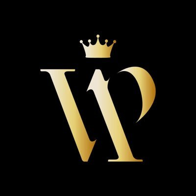 """VIP on Twitter: """"Fact VIP Logo! Made with Real Gold Gilt ..."""