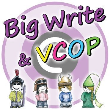 the big write lesson plans