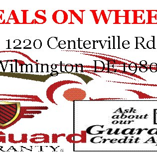 De deals on wheels