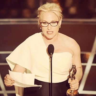 Patricia Arquette (@PattyArquette) Twitter profile photo