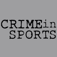 Crime In Sports (@CrimeInSports) Twitter profile photo