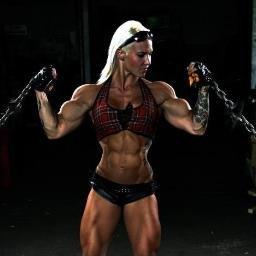 Nude Muscle Women Film 6