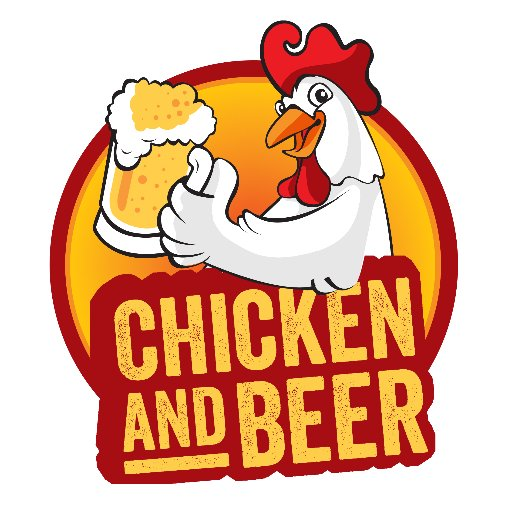 Chicken and beer - photo#3