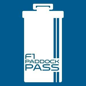 F1 Paddock Pass