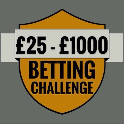 25 to 1000 betting challenge twitter sign elacoin mining bitcoins